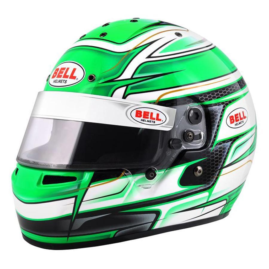 Kart Helmet Design Uk