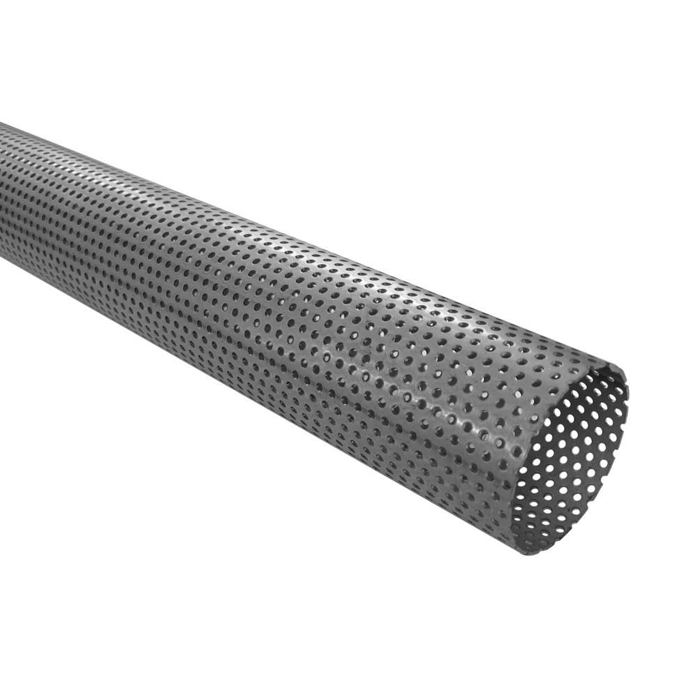 tube perfor 51mm d 39 acier doux pour des dispositifs d. Black Bedroom Furniture Sets. Home Design Ideas