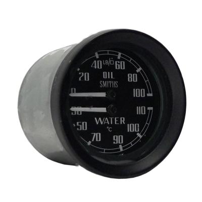Smiths Classic Dual Gauge with Degrees C Temp Range